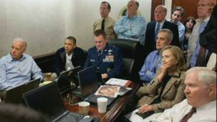 Obama segueix en directe l'assalt a la residència de Bin Laden