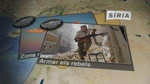 Els diferents escenaris militars possibles a Síria