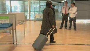 Noves mesures de control als aeroports