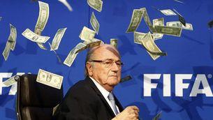 Blatter, investigat per l'FBI