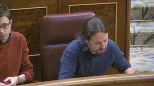 Rajoy compareix al Congrés per l'acord europeu dels refugiats