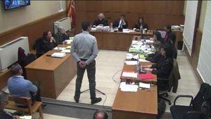 """Els mossos acusats en el """"cas Quintana"""" neguen l'ús de pilotes de goma"""