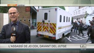 L'assassí de Jo Cox, davant del jutge