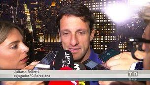 Belletti hi diu la seva sobre Neymar