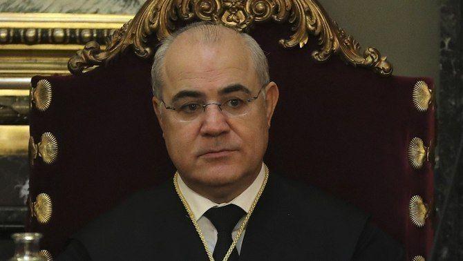 El jutge del Tribunal Suprem Pablo Llarena