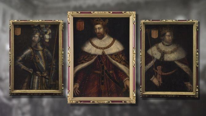 La galeria règia més antiga d'Europa torna a la Generalitat més de 400 anys després