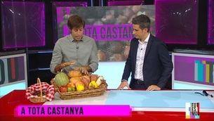 Curiositats de la castanyada: el moniato, les magranes i el codony