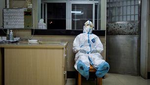 La Xina admet 1.700 contagiats de coronavirus entre el personal sanitari
