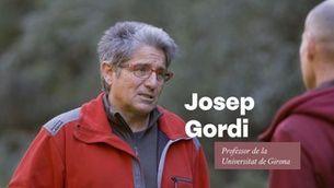 """Josep Gordi: """"Devem molt als arbres i a la seva capacitat d'adaptar-se"""""""