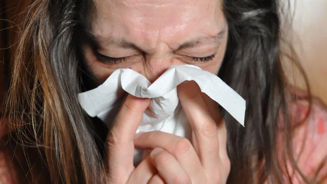 Només un cas de grip detectat en una campanya d'hivern marcada per la Covid