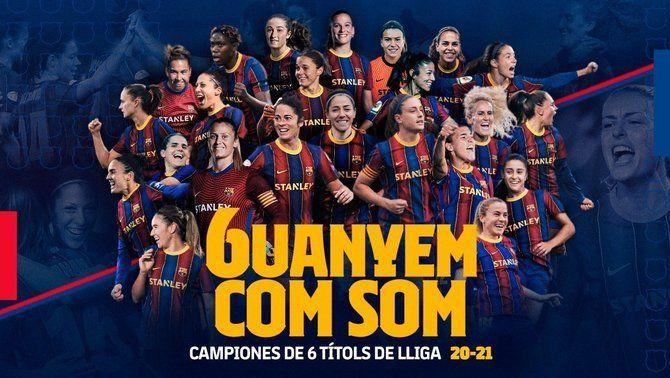El Barça s'imposa al Granadilla (0-1) i ja és campió de Lliga