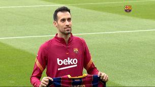 El Barça demanarà una rebaixa salarial a Sergio Busquets i Jordi Alba