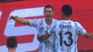 Resum de l'Argentina-Uruguai (1-0)