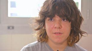 La Noemí, de 18 anys, denuncia que van trigar massa a rebre atenció pels problemes de salut mental