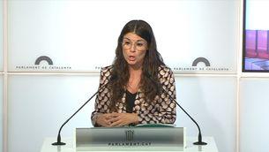 Junts diu que en el discurs no s'ha vist reflectit del tot l'acord de govern pel que fa a la resolució del conflicte