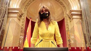 ERC i Junts topen per una reforma del reglament del Parlament que afavoriria Laura Borràs