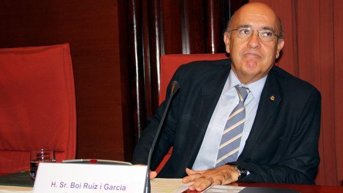 Ruiz posa en dubte les irregularitats en la gestió sanitària però anuncia un codi ètic de bones pràctiques