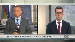 Rajoy, preocupat, diu que no era el moment del Brexit