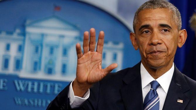 """Obama: """"El Regne Unit i la Unió Europea continuaran sent socis indispensables"""""""