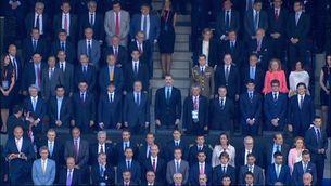 Xiulada a l'himne d'Espanya a la final de Copa al Calderón