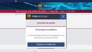 La web del Seient Lliure, en procés d'auditoria