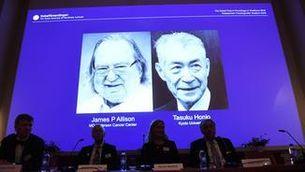 El Nobel de Medicina premia l'aportació de la immunoteràpia en la lluita contra el càncer