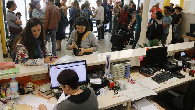 La comunitat educativa de Vilassar de Mar denuncia el tancament d'una línia de P3