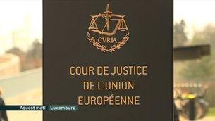 L'advocat general de la UE dona la raó a Junqueras