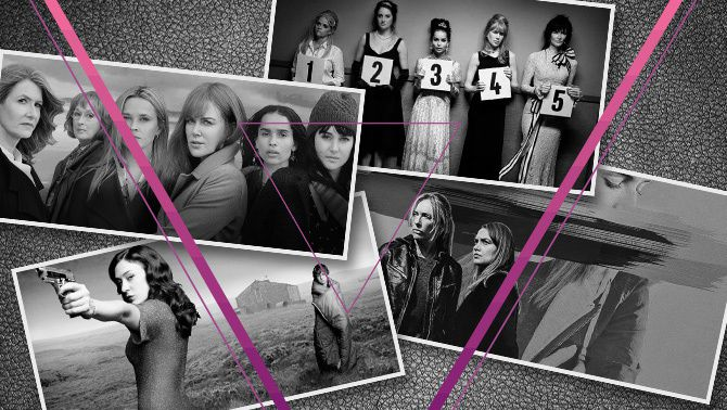"10 sèries amb dones que trenquen rols: d'""Unbelievable"" a ""Hit & Miss"""