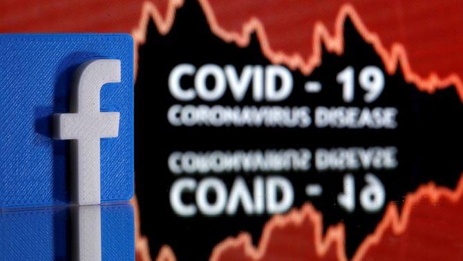 Facebook anuncia que reforça la lluita contra la desinformació sobre la Covid-19