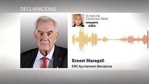 Torrent i Maragall es querellen contra l'exdirector del CNI