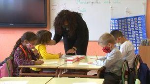 La ventilació a les escoles, clau per reduir els contagis