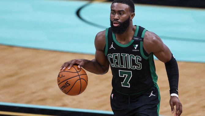 Els Celtics hauran d'afrontar el final de temporada sense Jaylen Brown