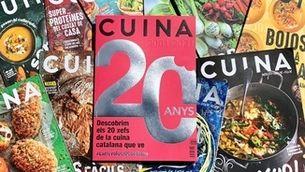 20 anys de la revista Cuina, la revolució continua