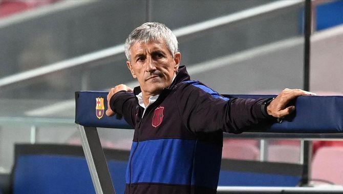"""Setién: """"Al Barça em vaig trobar situacions complicades que no vaig poder resoldre"""""""