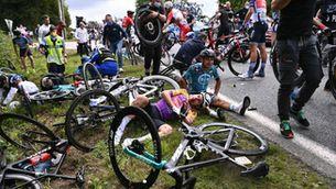 El Tour de França, en cerca i captura