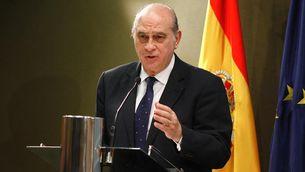 Fernández Díaz durant un acte quan era ministre de l'Interior