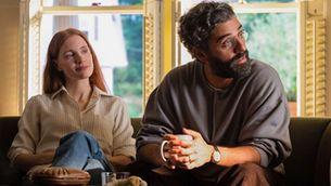 "Jessica Chastain i Oscar Isaac, protagonistes de la sèrie ""Secretos de un matrimonio"""