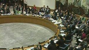 L'ONU aprova l'ús de la força contra Gaddafi