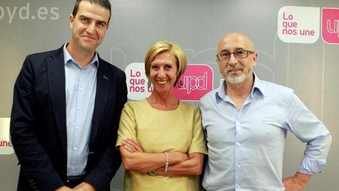"""Rosa Díez proposa suprimir l'autonomia de Catalunya si la Generalitat """"promou la secessió"""" amb el rescat"""