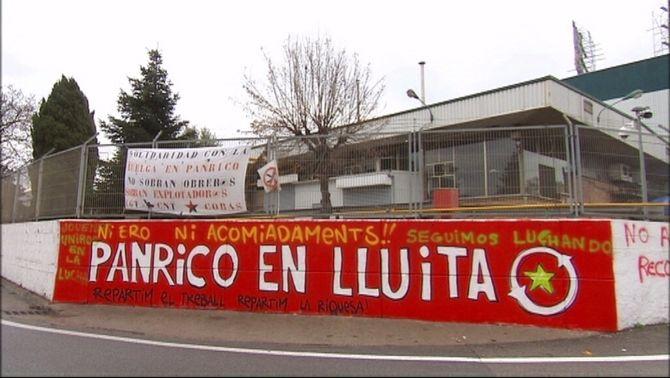 Panrico protagonitza la vaga més llarga des de l'inici de la crisi: 3 mesos
