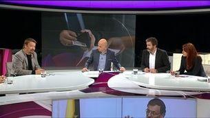 """""""Pactes i corrupció"""". Entrevista a Xavier Domènech"""