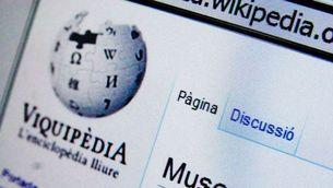 Viquipèdia tanca tres dies en protesta contra la nova llei sobre drets d'autor