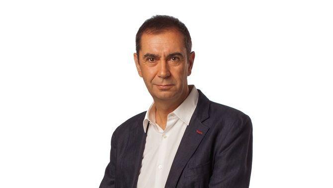 """Carles Solà, director de """"30 minuts"""""""