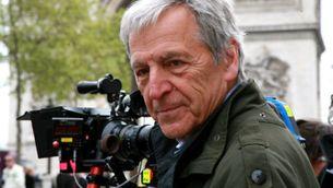 El cineasta Costa-Gavras, Premi Internacional Catalunya 201