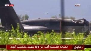 Tragèdia aèria a Algèria: almenys 257 morts en caure un avió militar poc després d'enlairar-se