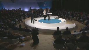 Macron vol que el Fòrum de la Pau tingui un caràcter anual
