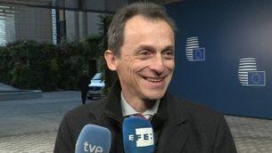 Pedro Duque no sap que els universitaris catalans estan en vaga