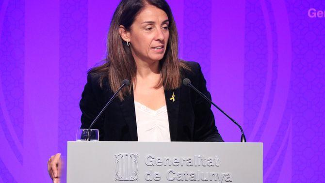 Budó justifica l'acció dels Mossos al Prat per evitar denúncies per sedició contra els manifestants