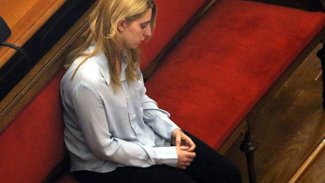 El Suprem confirma 20 anys de presó per a la mare que va llençar el nadó pel celobert